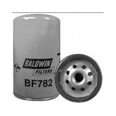 Baldwin BF782 Heavy Duty Diesel Fuel Spin-On Filter: Automotive