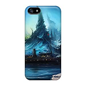 Fashion Cases For Iphone 5C Sannikov L Defender Cases Covers