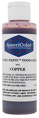 Price comparison product image Americolor Soft Gel Paste 4.5 oz. - Copper-Fleshtone - copper(fleshtone)