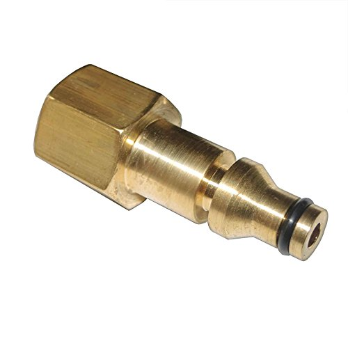 Campbell Hausfeld EASYCONNECT Pressure Washer to Pipe Thread Adapter by SelecTwist