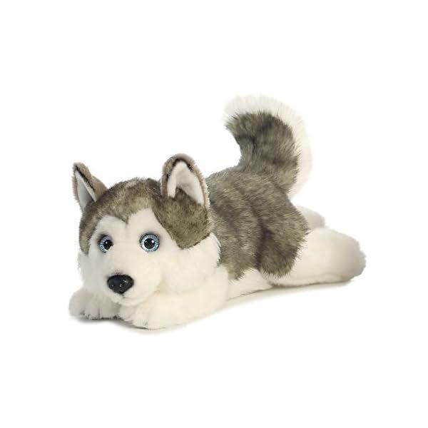 Aurora World Miyoni Lying Husky Plush - 26263 2