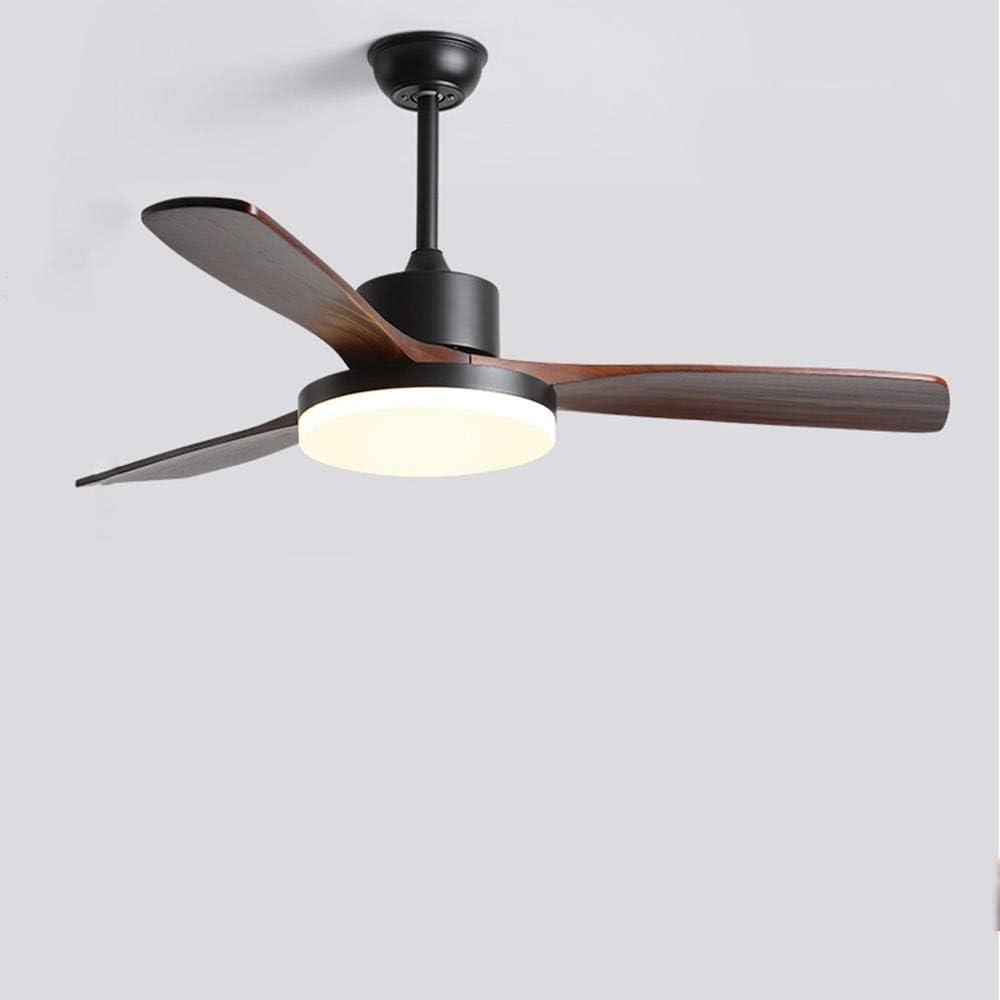URBBR Luz de ventilador de techo personalidad luz de techo ...