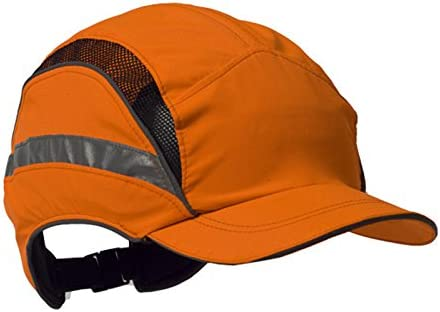 Orange Portwest pw79orr Hi Vis Bump Cap