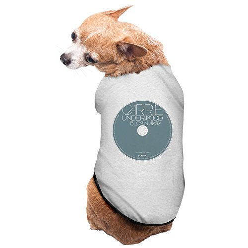 Gray Blown Away Carrie Underwood Singer Pet Supplies Dog Dress Dog Christmas Sweater