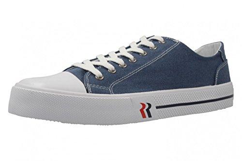 Romika - Zapatillas para deportes de interior de Material Sintético para mujer turquesa