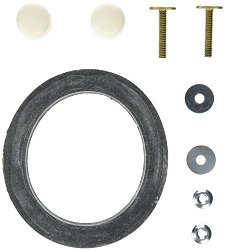 Seal Dometic - Dometic 385311653 Mounting Hardware and Seal (for 300 Series Toilet - Bone)