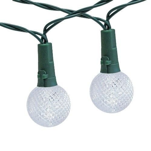 Threshold Globe Solar String Lights