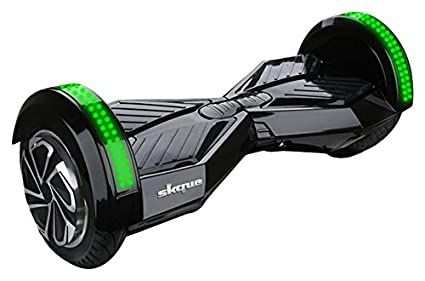 Amazon Com Skque Ul2272 Self Balancing Hoverboard With 8 Inch Smart