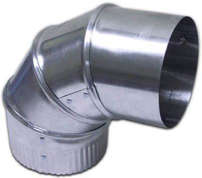 """Lambro 2300 Aluminum Adjustable Duct Pipe 3"""" 2"""