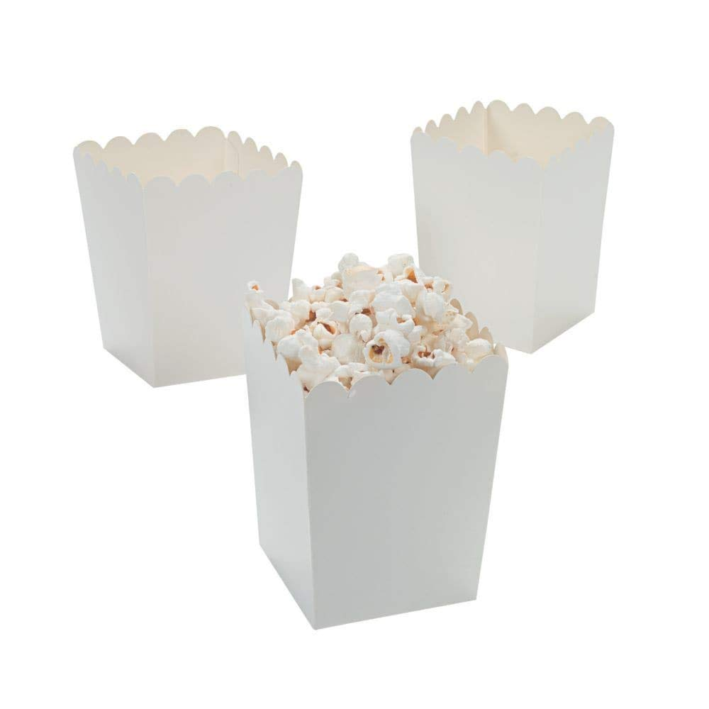 Amazon.com: Mini Light Pink Popcorn Boxes: Health & Personal Care