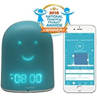 REMI Blu - Baby monitor + Luce di notte + Sleep trainer + Altoparlante Bluetooth