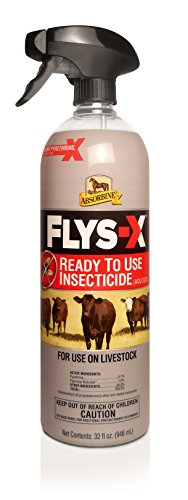 Absorbine Flys-X Ready To Use 32 oz Trigger