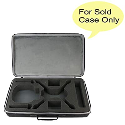 co2crea Hard Travel Case for Holy Stone HS700 FPV Drone 1080p HD Camera Live Video GPS Return Home RC Quadcopter by co2crea