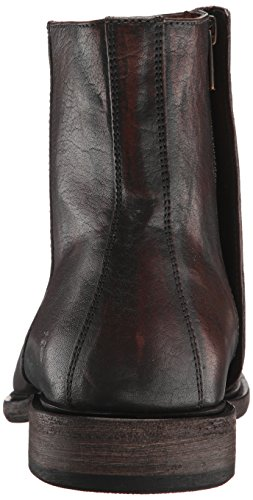 Mens Frye Chris Dentro Chiusura Lampo Boot Cognac