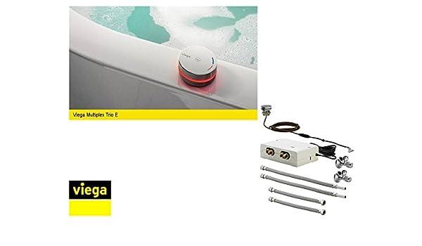 Viega Multiplex Trio S de llenado electrónicos mischein Heitronic bañera 662295: Amazon.es: Bricolaje y herramientas
