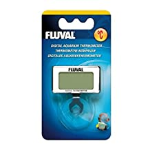 Fluval Celcius Digital Aquarium Thermometer with Suction Cup