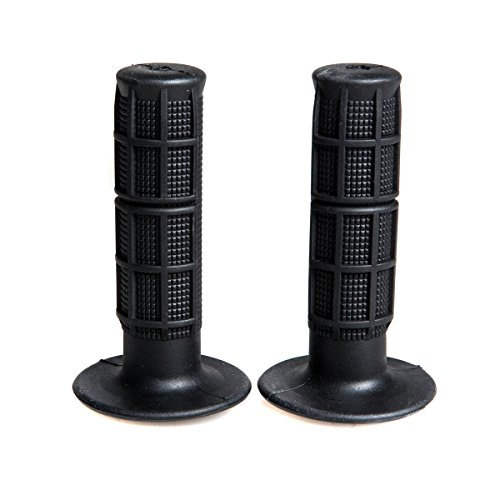 Tdh Tpr Material Race Handle Grips  Black