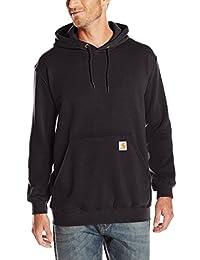 Carhartt mens Midweight Original Fit Hooded Pullover Sweatshirt K121