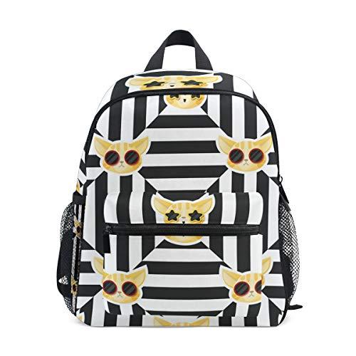 Cat Halloween Costume Preschool Backpack Kid Backpack For Boys And Girls Toddler Backpack Cute Bag Outdoor -