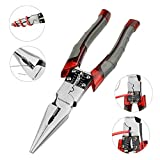 Needle Nose Pliers Industrial Multi-Tool Pliers