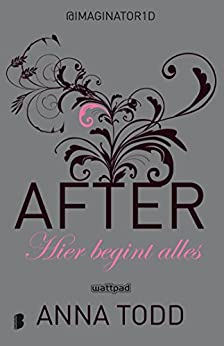 After by anna todd book order