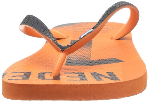 Homme Ii Neon Tongs Havaianas Teams Orange ZTqzzR