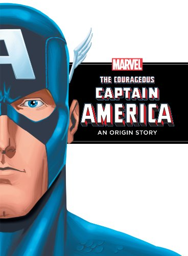 The Courageous Captain America (Marvel Origin Story)