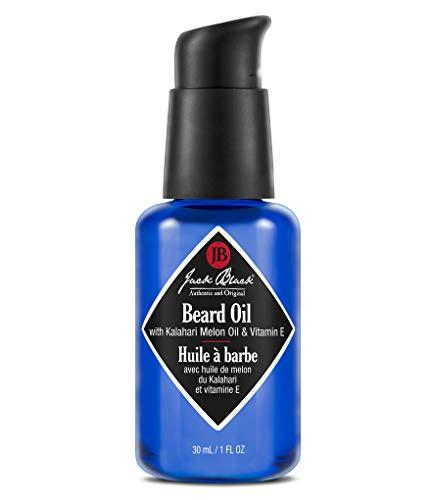 JACK BLACK - Aceite de barba - Fórmula PureScience Ayuda a prevenir la piel seca, picante, Aceites Naturales de rápida...