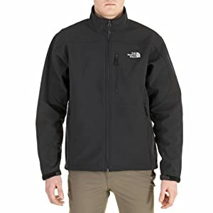 The North Face Men's Apex Bionic Softshell Jacket - Tnf Black / Tnf Black from The North Face