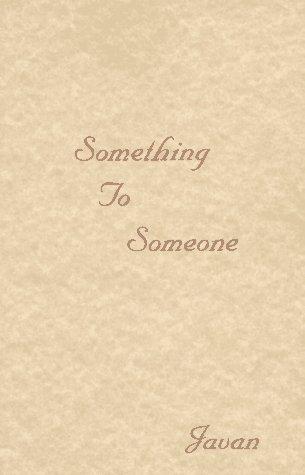 Something to Someone
