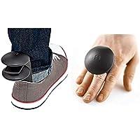 Meinl Percussion Hsh Shaker De Talones + Ms-Bk Cajon Add-On Motion Shaker