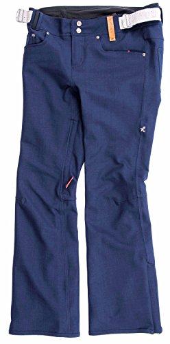 Holden Skinny Standard Snowboard Pants Mens Sz L (Holden Pants Snowboarding)