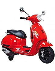 Ride On Vespa 618 Red