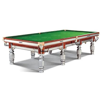 Buy ASN Sales Corporation Wooden Snooker Table Xft Green - Online pool table sales