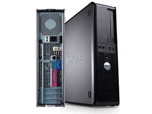 Fast Dell Optiplex PC Pentium 3.0 Ghz - 2GB Ram - 80GB HDD - Windows XP Professional (Certified Refurbished) by Dell Computers (Image #4)
