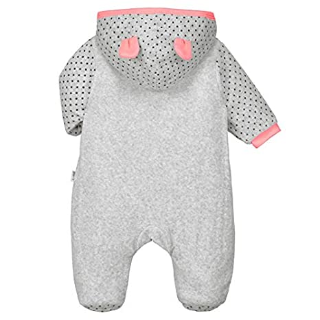 Combi pilote b/éb/é fille Mini Girl Taille 9 mois 74 cm