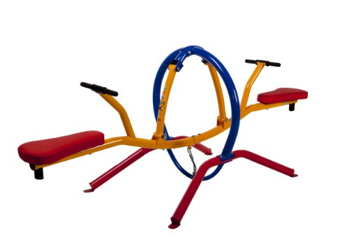 - Gym Dandy Pendulum Teeter Totter Seesaw Set TT-320