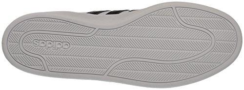 adidas Mens Cloudfoam Advantage Low-Top Sneakers White/Black/White JGF0rnoh