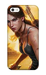 New Arrival Tomb Raider The Beginning HbcKsNt4447GWhvl Case Cover/ 5/5s Iphone Case