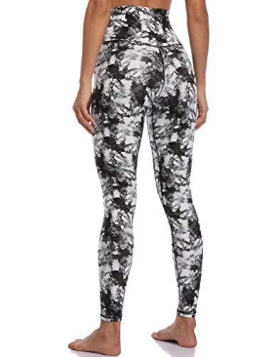 Colorfulkoala Women's High Waisted Pattern Leggings Full-Length Yoga Pants