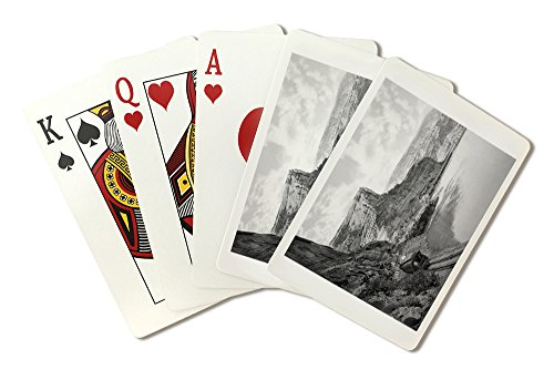 Citadel Walls and the Colorado River Photograph (Playing Card Deck - 52 Card Poker Size with - Colorado Citadel