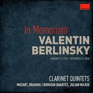 In Memorian Valentin Berlinsky