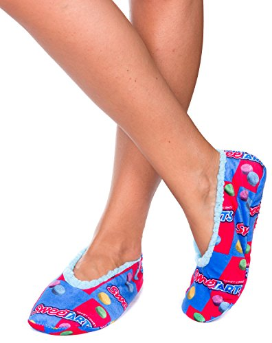 Nestle Womens Plush Ballerina Slippers product image