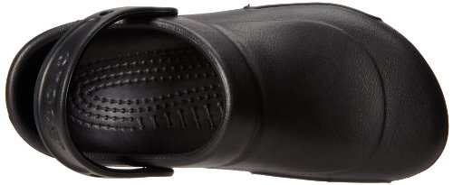 Crocs, Inc. Mens Bistro Clog Black 12 M