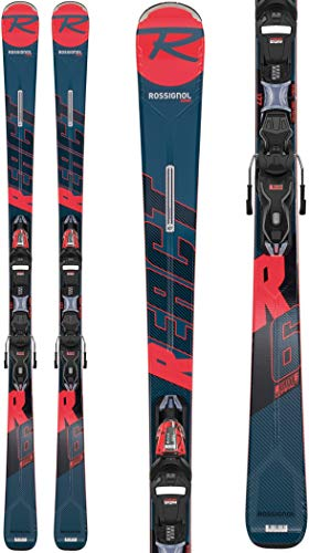 Rossignol React R6 Compact/Xpress 11 GW Ski Package Mens