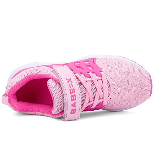 Pictures of FLORENCE IISA Kids Tennis Shoes Breathable Lightweight 6