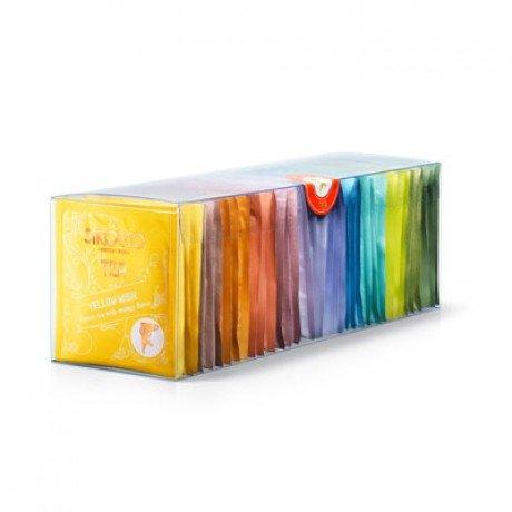 SIROCCO TEA Switzerland - GRAND SELECTION - 36 sachet collection of 18 organic teas ()