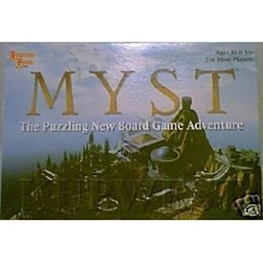MYST - The Puzzling New Board Game Adventure