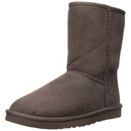 UGG Women's Classic Short Sheepskin Boots - 41GSJvVS%2B0L. SS500 - Getting Down Under Mid-Calf