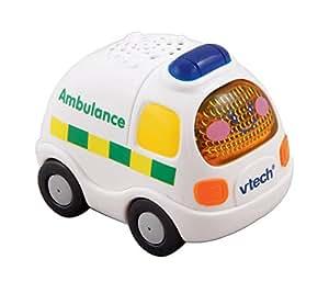 Toot Toot Vtech Drivers AMBULANCIA (juguetes importados de Inglaterra)